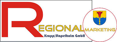 Regional Marketing Kropp-Stapelholm Logo